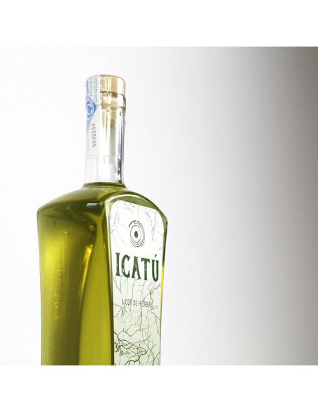 Licor de Hierbas Icatú | ECOS DA PEDRA