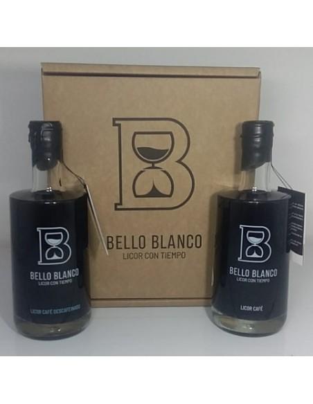Pack 2 BELLO BLANCO (Café y Decaf)